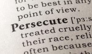 Le persecuzioni dell'antichità
